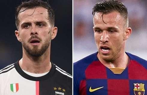 Pjanic & Arthur Deals Complete With Barcelona, Juventus