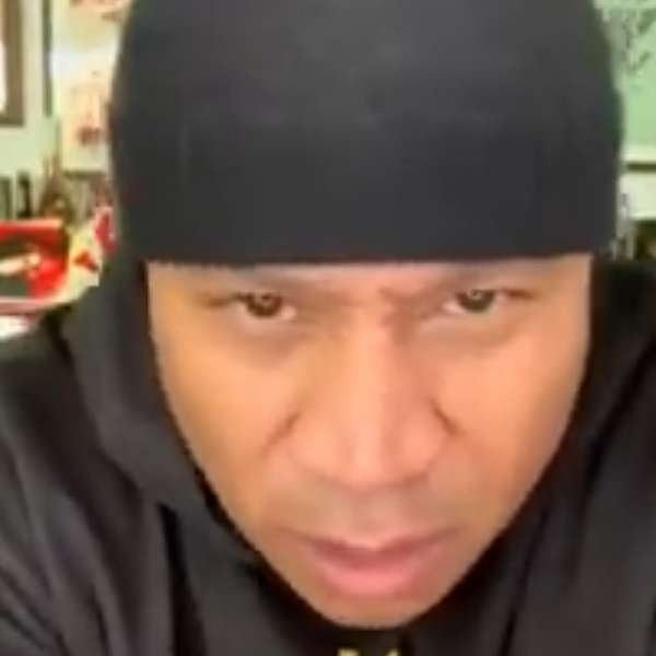 LL Cool J's George Floyd Protest Freestyle