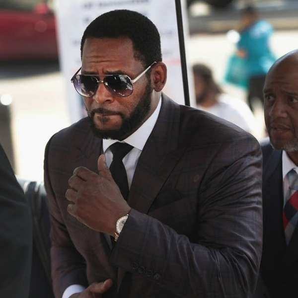 R. Kelly Won't Get Plea Deal In Child Pornography Case