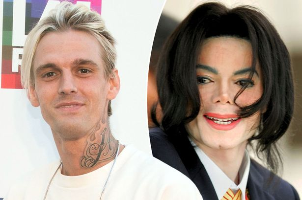 Aaron Carter Says Michael Jackson Revealed Why He Liked Hanging Out With Kids