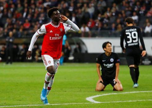 Bukayo Saka Signs A New Deal With Arsenal
