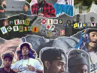 Casey Veggies, Rockie Fresh Ft. Hit-Boy - Miss My Dawgs (Long Live Nip)