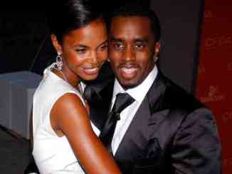 Diddy Sends Message With Kim Porter Tribute