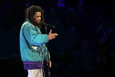 J. Cole - Lion King on Ice (download)