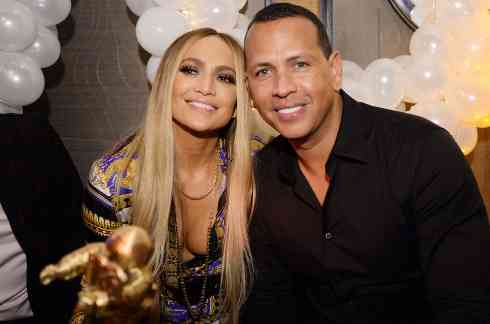 Jennifer Lopez and Alex Rodriguez Dance to Throwback Songs (Video)