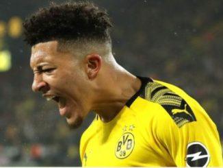 Man Utd's €98M Offer For Sancho Rejected By Dortmund