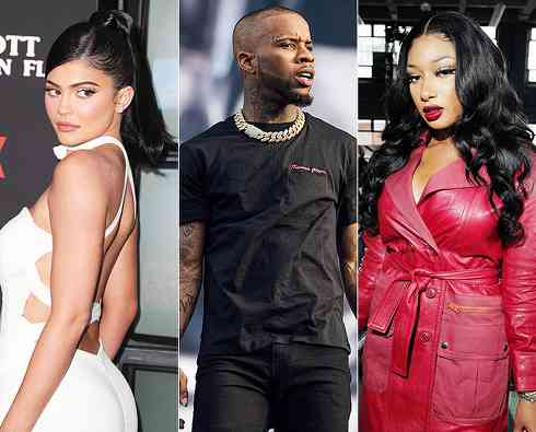 Megan Thee Stallion Was Shot By Tory Lanez Over Kylie Jenner