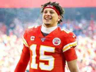 Patrick Mahomes 'Signs 10-Year Extension With The Kansas Chiefs Worth $450 Million, The Richest Deal In Sports History
