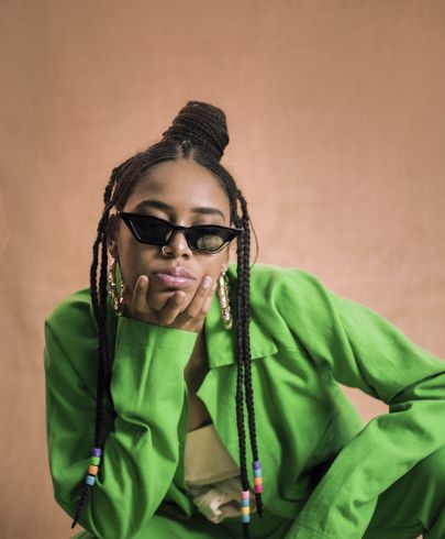 Sho Madjozi Signs To EPIC Records, Set To Drop New Music