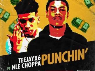 Teejayx6 – Punchin ft. NLE Choppa (download)