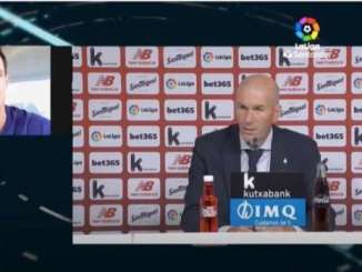 Zidane Annoyed By Talks Of The Referee Following Real's Win