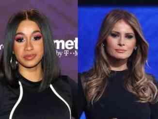 Cardi B Slams Melania Trump after DeAnna Lorraine insulted her