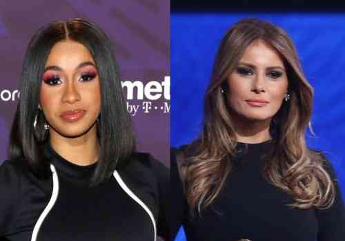 Cardi B Slams Melania Trump after DeAnna Lorraine insulted her
