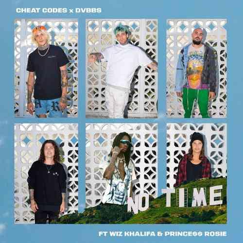 Cheat Codes - No Time Ft. Wiz Khalifa, DVBBS x PRINCE$$ ROSIE (download)