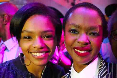 Lauryn Hill Responds To Beating Her Daughter, Selah