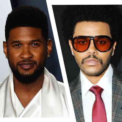 The Weeknd Says He Has No Beef With Usher