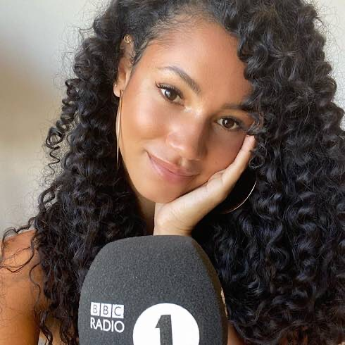 Presenter Vick Hope Is Set To Join BBC Radio 1 As The Co-Host Of Weekly Sunday Programme Life Hacks