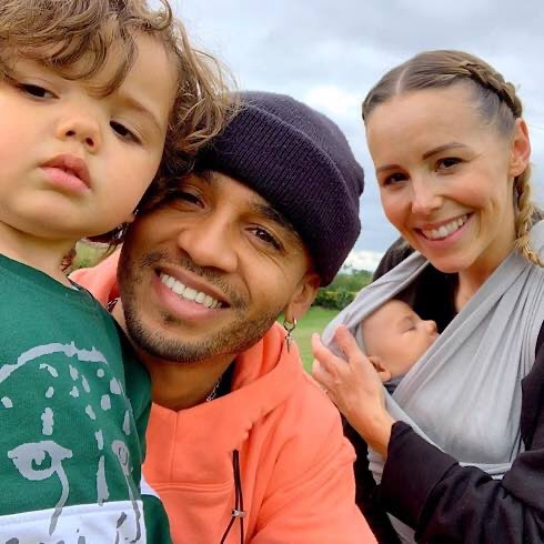 Aston Merrygold Has Spoken About How Angry He Felt After His Two-Year-Old Son Was The Subject Of Racist Comments Online