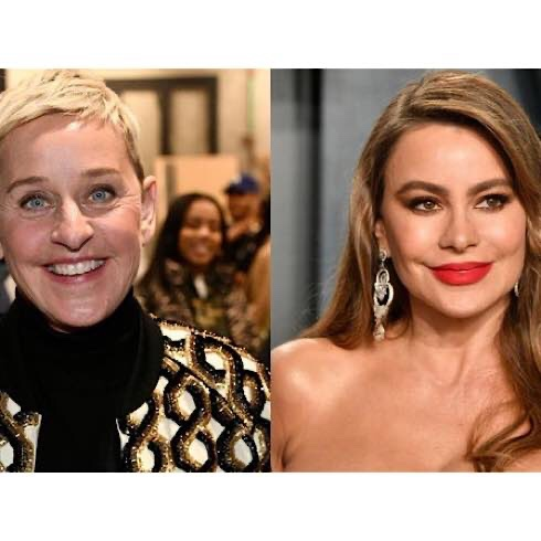 Ellen Degeneres Called Out As 'Racist' Clips Of Her Mocking Sofia Vergara's Accent Resurface
