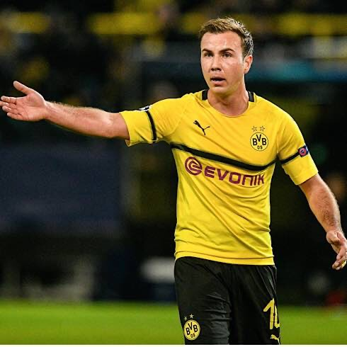 Mario Gotze Could Leave For Turkey