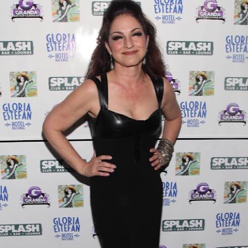 "Gloria Estefan Felt Her Late Mother Was With Her ""Every Step Of The Way"" As She Recorded Her New Album"