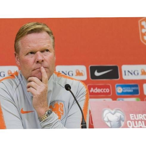 Barcelona Set To Appoint Ronald Koeman As Manager After Quique Setien Sacking