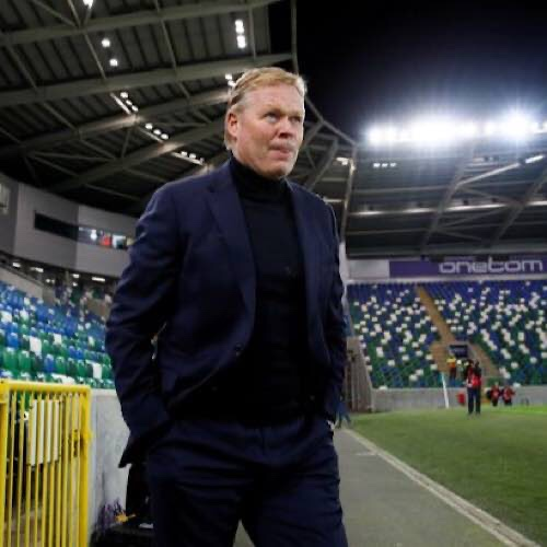 Barcelona Expected To Hire Ronald Koeman As New Manager
