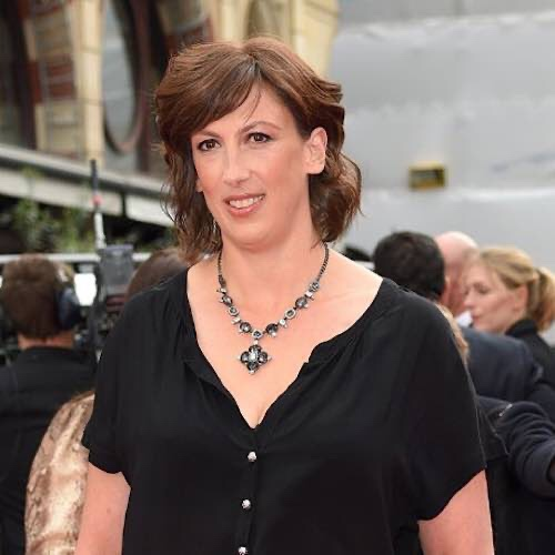 Miranda Hart Thought She Was Being Burgled Before Realising Her Fox Intruder Was Sneaking Up The Stairs