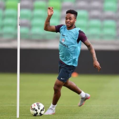 Raheem Sterling Tests Negative For Coronavirus After Attending Party With Usain Bolt In Jamaica