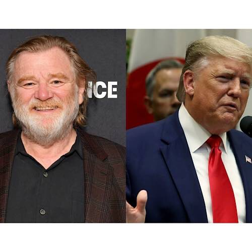 Brendan Gleeson As Donald Trump Is The Casting To End All Casting