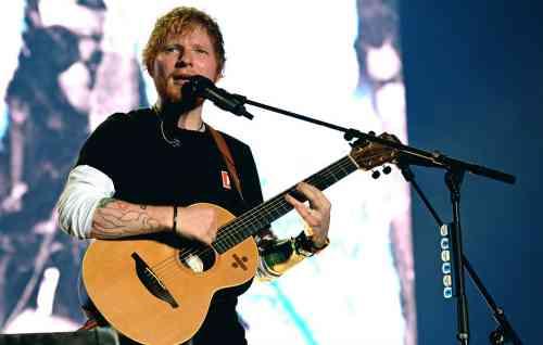 Ed Sheeran announces birth of daughter