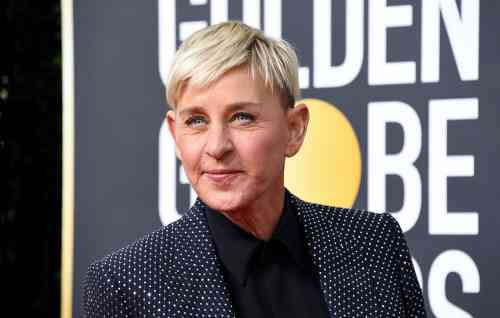 Ellen DeGeneres apologises for toxic work environment