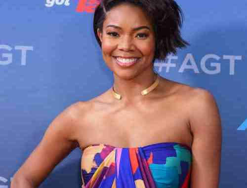"Gabrielle Union & ""America's Got Talent"" Settle Amicably"