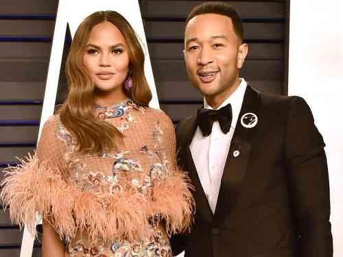 John Legend & Chrissy Teigen Followed By Racists