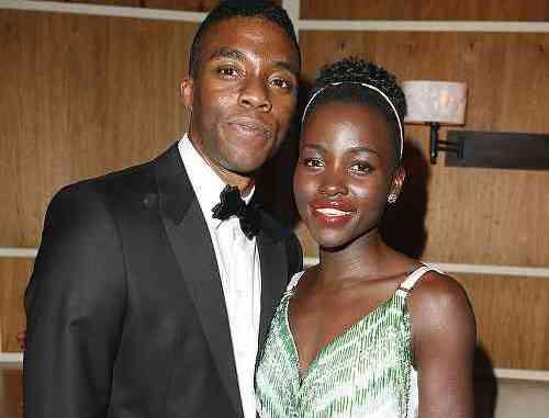 Lupita Nyong'o Shares Emotional Chadwick Boseman Tribute