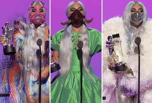 MTV VMAs 2020 Winners: Full List