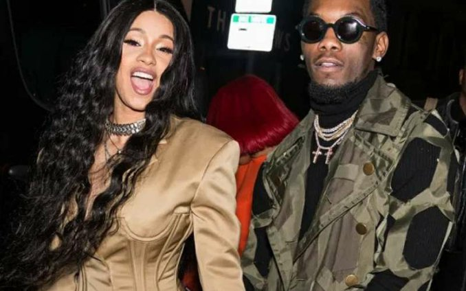 Cardi B files for divorce from Offset, wants Kulture Custody
