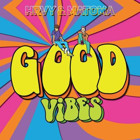 HRVY & Matoma – Good Vibes (download)