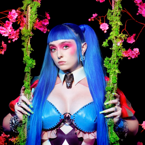 Ashnikko Has Announced The Details Of Her New Mixtape
