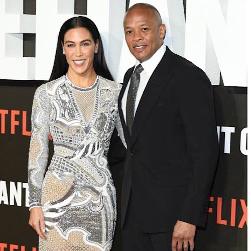 Dr. Dre's Wife Wants $2m A Month In Divorce Battle After 24-Year Marriage Crumbled
