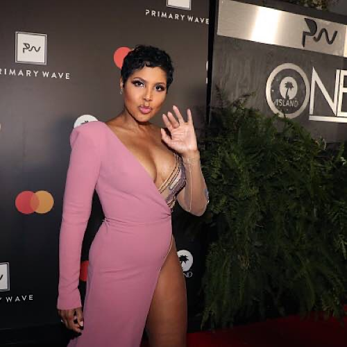 "Toni Braxton Is ""More Comfortable"" Now Than She Was In Her 20s"