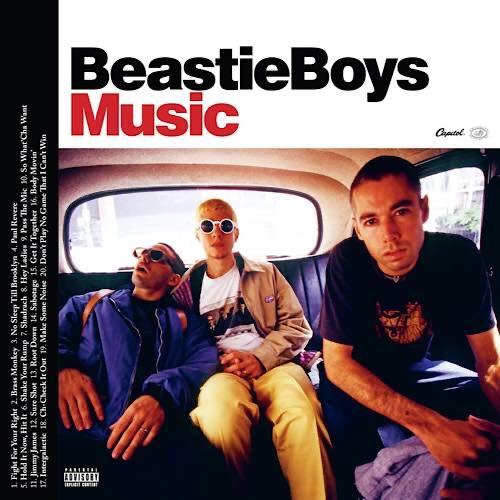 Beastie Boys Have Announced A Greatest Hits Album