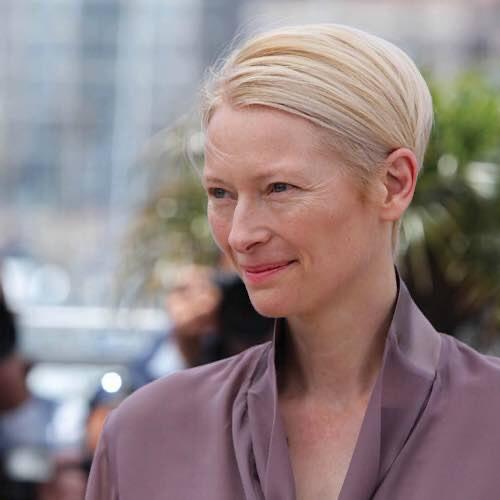 Tilda Swinton Is Pleased To See More Gender-Neutral Awards Categories