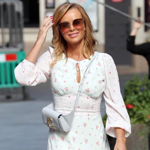 Amanda Holden Reveals Title And Tracklisting For 'Emotional' Debut Album
