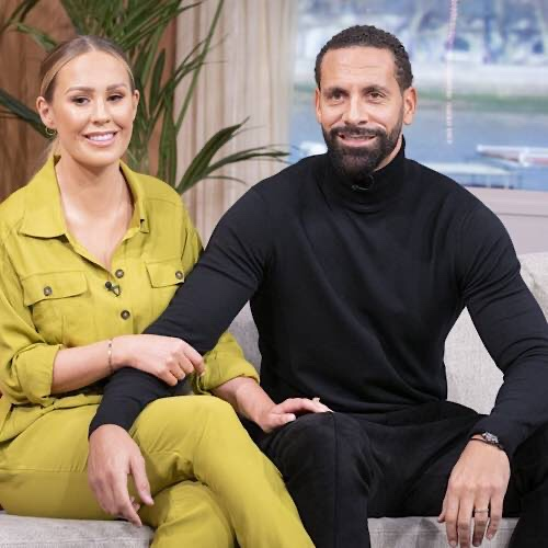 Rio And Kate Ferdinand Are Expecting A Baby Boy
