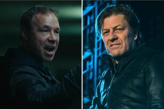 Sean Bean And Stephen Graham Are To Star In Jimmy Mcgovern's New Drama 'Time'