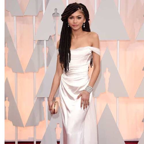 Zendaya Has Been Voted The Number One Modern Fashion Icon By Gen-Z In The UK