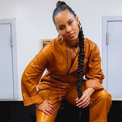 Alicia Keys Is Set To Perform A Special Virtual Gig As Part Of The 'American Express UNSTAGED' Series