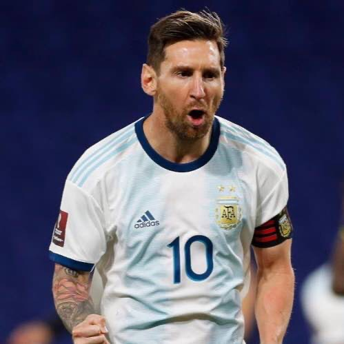 Lionel Messi Reflected On Argentina's Victory Over Ecuador In Buenos Aires On Thursday