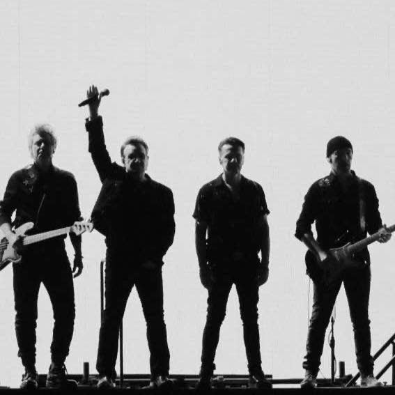 U2's The Joshua Tree Has Been Voted The Best Album Of The 1980s By Radio 2 Listeners